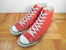 4bafa9b32fbe EUC Rare 80s Vintage Converse All Star Chuck Taylor Hi Shoes Made in U.S.A.  US13