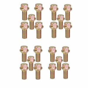 20-Pack-M14-x-1-5-Trailer-Wheel-ConicaI-Bolt-Ifor-Williams-Indespension-Knott