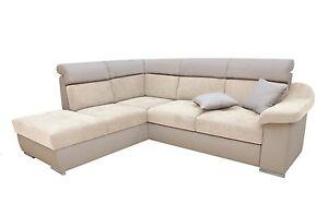 Image Is Loading Corner Sofa Bed 039 Oliver Super Comfy