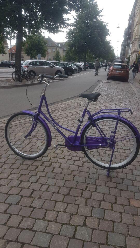 Citybike, Classic cykle, 3 gear