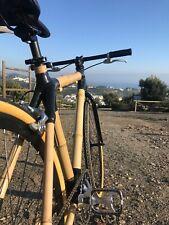 NEW BAMBUS FAHRRAD Bambusfahrrad Rad Urbanbike Bambù Bike Bambusrad vélo