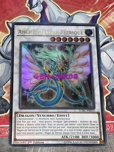 OCCASION Carte Yu Gi Oh ANCIEN DRAGON FEERIQUE LCKC-FR070