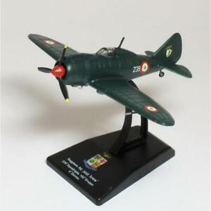 Reggiane-RE-2000-Ariete-4-Stormo-Aeronautica-Militare-Scala-1-100-Die-Cast