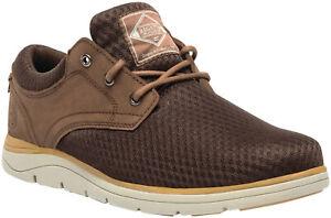 Regatta-Caldbeck-Lite-Mens-Shoes-Brown