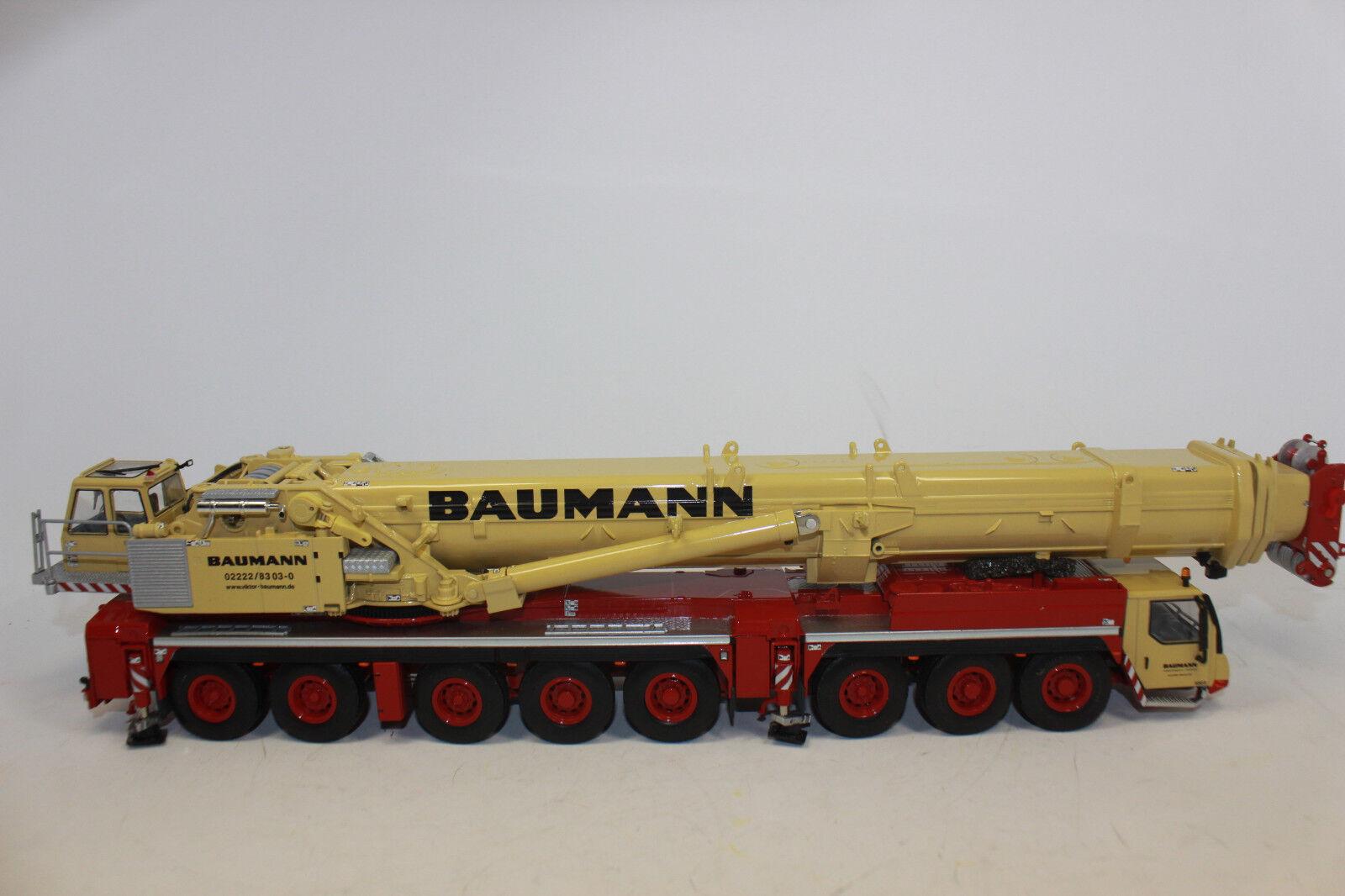 WSI 51-2016  Baumann LIEBHERR LTM 1500 Mobilkran 1 50  NEU in OVP  | Guter weltweiter Ruf