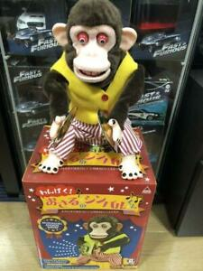 Toy-Story-3-Naughty-Monkey-Cymbal-New-Brand-Unopened-Monkey-Curious-Susie-Toy