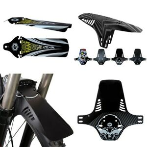 Mountain Bike Mudguard Guard Set Bicycle Fender Front Rear Tyre Mud Guard Useful