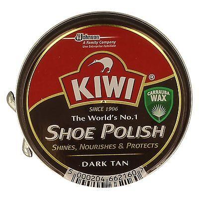 Kiwi Schuhcreme - Glanz, norishes & schützt (50ml)
