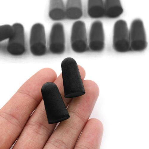 20X Sponge Foam Ear Plugs Anti Noise Snore Earplug Comfortable For Study Sleep