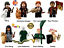 Dean-Thomas-Cho-Chang-Draco-Malfo-Custom-Mini-figures-Lego-Harry-Potter-Toy thumbnail 1