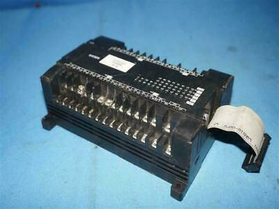 1PC USED OMRON Expansion I O unit CP1W-40EDR