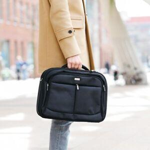Trust Sydney Business Laptop Bag Case fits 17.3-inch - Black ... efc458a551