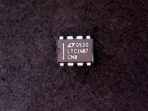 Linear Technology RS422//485 Transceiver Half Duplex LTC1487CN8 DIP-8