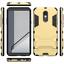 Pour-LG-Stylo-4-Telephone-Etui-Robuste-Armure-Hybrid-Protection-Housse-avec-Pied miniature 10
