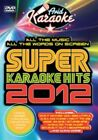 Super Karaoke Hits 2012 (DVD, 2012)