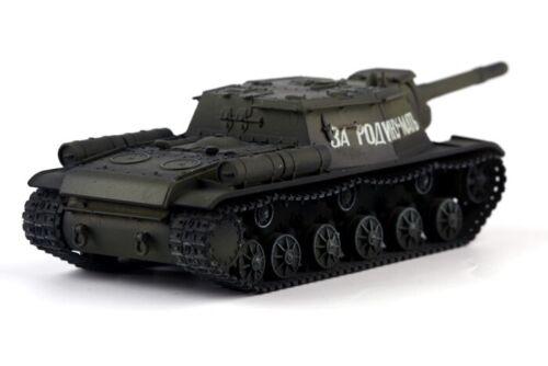 New 1:72 Scale WWII Soviet SU-152 Self-propelled Artillery Gun Plastic Model