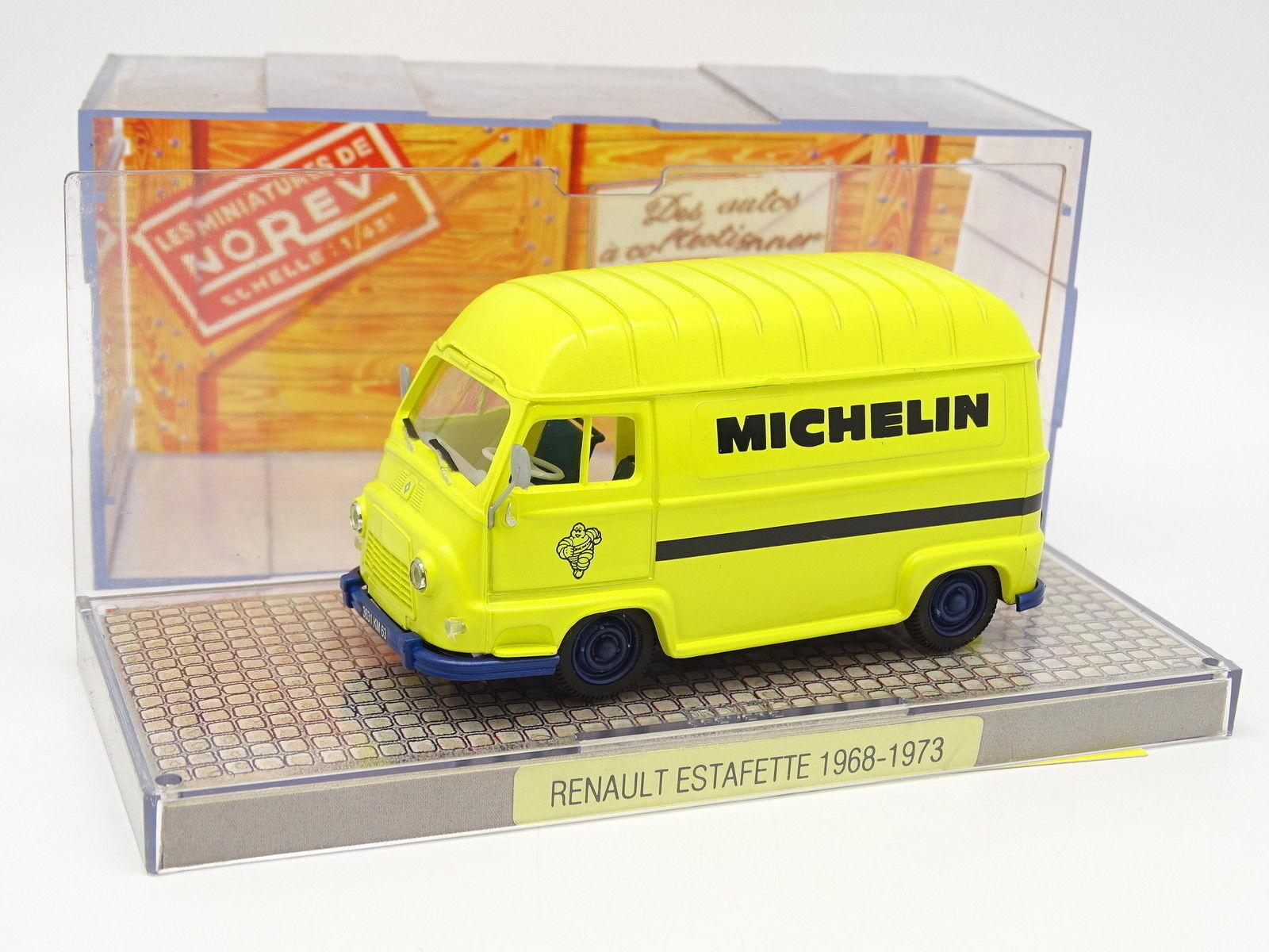 Norev 1 43 - Renault Estafette Michelin