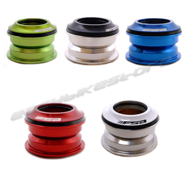"FSA ORBIT Z 1-1//8/"" 44mm Semi-integrated Headset  Top Cap Threadless RED WHITE"