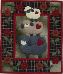 Rachel-039-s-of-Greenfield-Wooly-Sheep-Wall-Quilt-Kit