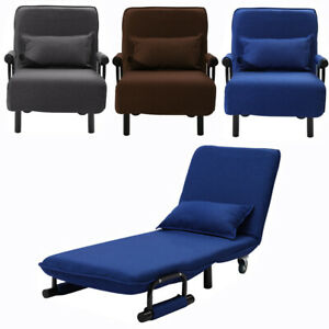 Lounge Chair Sofa Bed Armchair Sleeper