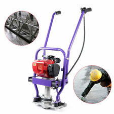 Gas Wet Concrete Power Vibrating Screed 4 Stroke Gas Engine Cement Leveling Gx35