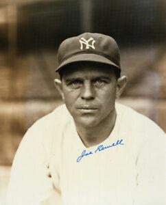 Joe-Sewell-8-x10-Autographed-Signed-Photo-Yankees-HOF-REPRINT