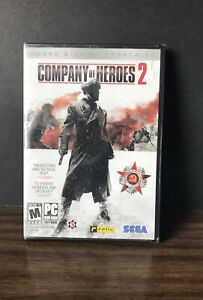 Company Of Heroes 2 Pc 2013 Computer Game Sealed 10086852769