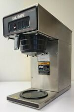 Bunn Vp17 1 12 Cup Low Profile Pourover Commercial Coffee Maker Brewer Machine