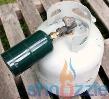 Propane Refill Adapter LP Gas 1lbs Cylinder Tank Coupler Heater Bottles