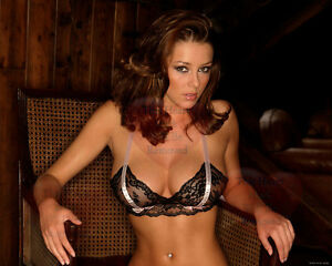 Question What Keeley hazell lingerie