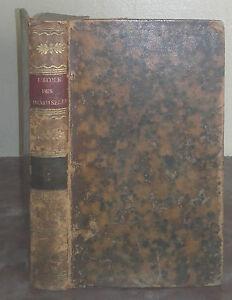 1821 ESCUELA Las Joven Damas Tomo I Frontispicio Rusand Impresora de La Real