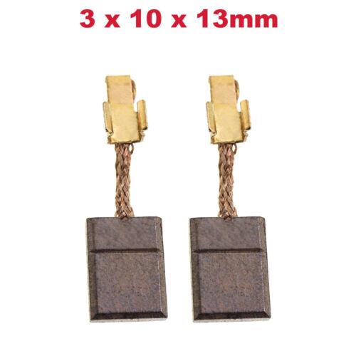 2x Schleifkohle Kohlebürste für Makita BFS450RFE BDA340 BDA341 BDA350 BDA351