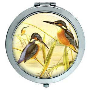 Eisvogel Kompakter Spiegel