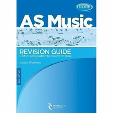 Very Good, Edexcel: AS Music Revision Guide (4th Edition), Various, Book
