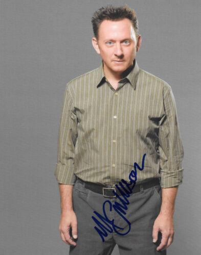 Lost Autogra Person of Interest Parenthood Michael Emerson Autogramm