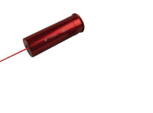 12ga shotgun boresighter rouge faisceau alésage sighter cartouche pour Beretta//Browning