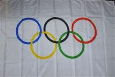 90cm x 150cm  International Olympic Games Flag 3x5' Premium Banner