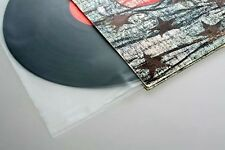 """Antistatic 12"""" Inner Vinyl Record Sleeves by London Analogue - Pack of 100"""