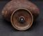 Antique-Brass-Southeast-Ethnic-Indian-Head-Turquoise-Leathercraft-Belt-Conchos miniature 9