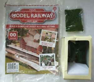 Hachette-Your-Model-Railroad-Village-00-Gauge-Issue-13-Brand-New