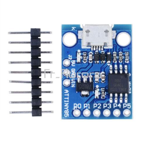 Digispark Kickstarter Attiny85 USB Development Board Module For Arduino