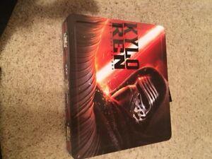 Star-War-039-s-Art-Supplies-Kit-for-Kids-Set-Gift-Tin-Case-Box-Lot