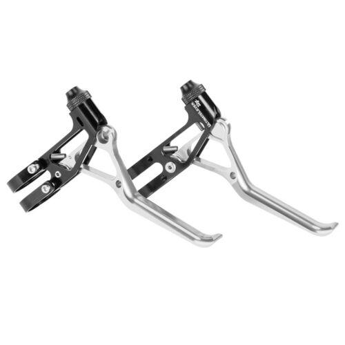 1 Paar Fahrradbremshebel Ultraleichte Aluminiumlegierung V Bremsgriff Teile
