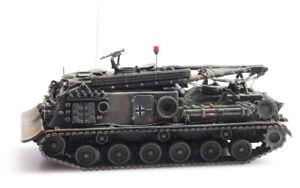 Artitec-6870241-1-87-H0-M88-Tracteur-de-Char-Tache-de-Camouflage-Neuf