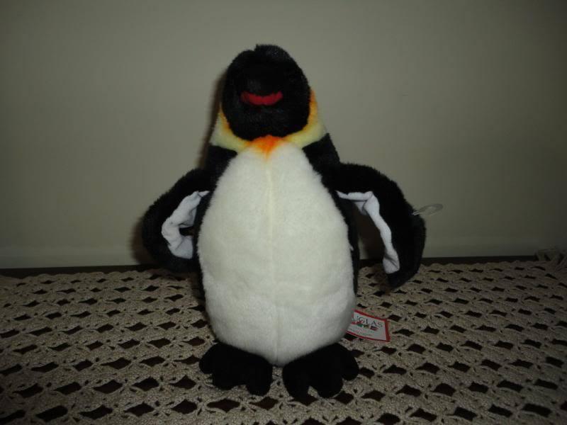 Douglas Cuddle Toy WADDLES PENGUIN Plush