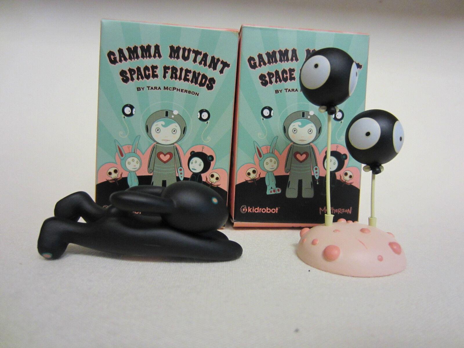 Kidrobot Dunny Gamma Mutant spazio spazio spazio Friends Tara McPherson completare Collection 10f670