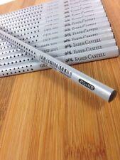-QTY 20- Pencils Faber-Castell Grip 2001 Ergonomic Triangular 2 1/2 =HB USA SHIP
