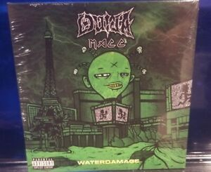 Ouija Macc - Waterdamage CD SEALED psychopathic records insane clown posse icp