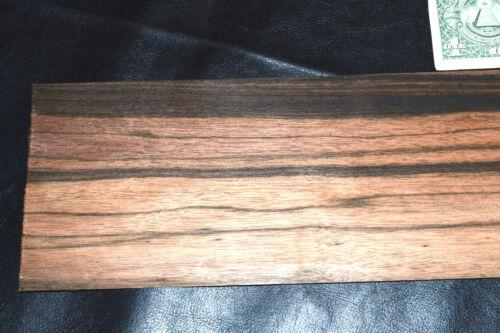 Ebony Raw Wood Veneer Sheets 4.5 x 22 inches 1//42nd thick              E4712-17