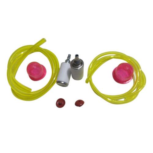 Weedeater Featherlite Trimmer FuelLine Primer Filter 530058709 Valve Blower New